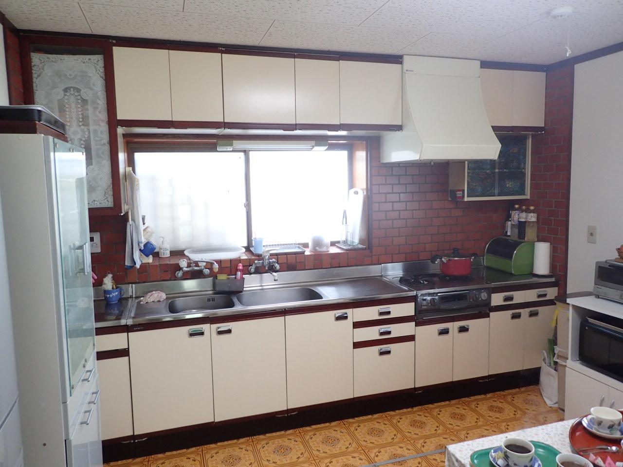 Y邸 キッチン